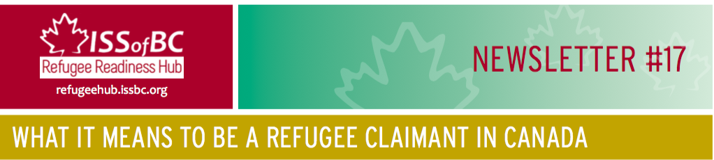 Refugee Readiness Hub Newsletter #17